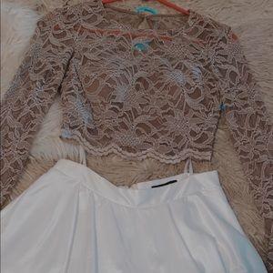hoco dress 🖤